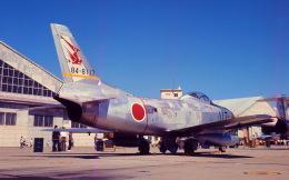 Y.Todaさんが、松島基地で撮影した航空自衛隊 F-86D-31の航空フォト(飛行機 写真・画像)