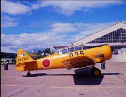 Y.Todaさんが、松島基地で撮影した航空自衛隊 T-6G Texanの航空フォト(飛行機 写真・画像)