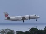 蒲田っ子さんが、函館空港で撮影した北海道エアシステム 340B/Plusの航空フォト(飛行機 写真・画像)