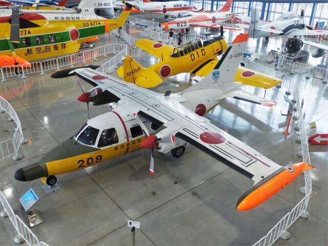 Smyth Newmanさんが、浜松広報館で撮影した航空自衛隊 MU-2Sの航空フォト(飛行機 写真・画像)