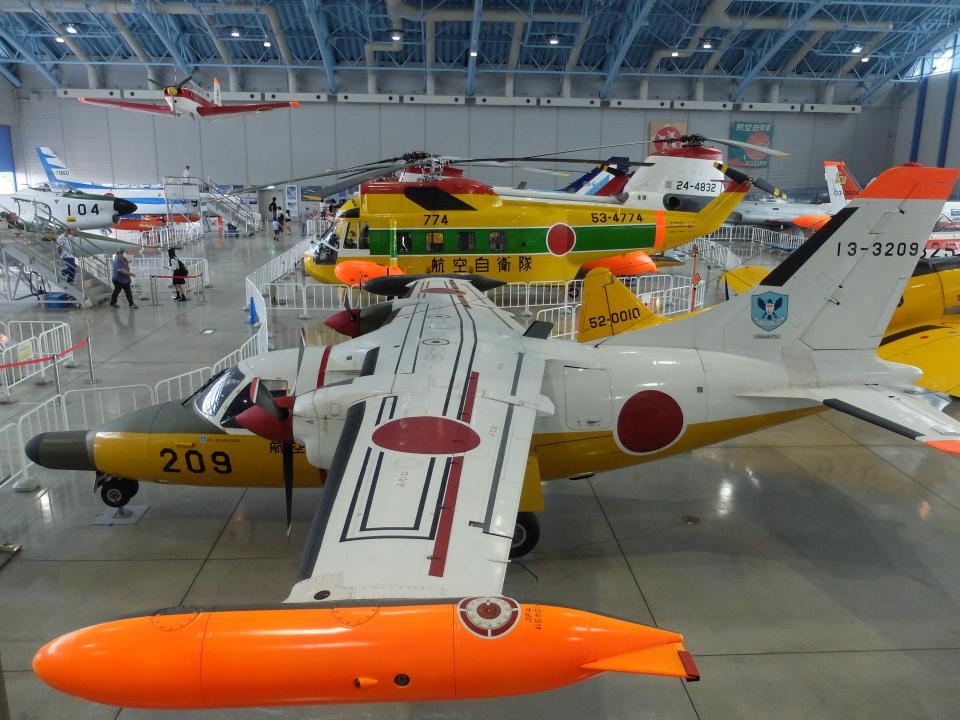 Smyth Newmanさんの航空自衛隊 Mitsubishi MU-2 (13-3209) 航空フォト