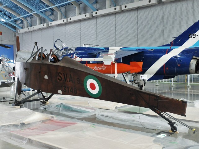 Smyth Newmanさんが、浜松広報館で撮影したイタリア空軍の航空フォト(飛行機 写真・画像)