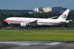 mojioさんが、成田国際空港で撮影した中国貨運航空 777-F6Nの航空フォト(飛行機 写真・画像)