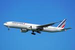 ちゃぽんさんが、成田国際空港で撮影したエールフランス航空 777-328/ERの航空フォト(飛行機 写真・画像)