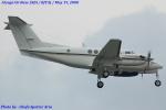 Chofu Spotter Ariaさんが、厚木飛行場で撮影したアメリカ海軍 UC-12M Super King Air (A200C)の航空フォト(飛行機 写真・画像)