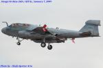 Chofu Spotter Ariaさんが、厚木飛行場で撮影したアメリカ海軍 EA-6B Prowler (G-128)の航空フォト(飛行機 写真・画像)