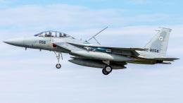 T spotterさんが、小松空港で撮影した航空自衛隊 F-15DJ Eagleの航空フォト(飛行機 写真・画像)