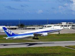 frankさんが、新石垣空港で撮影した全日空 767-381/ERの航空フォト(飛行機 写真・画像)