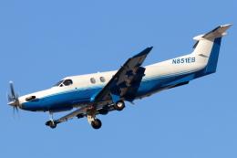 キャスバルさんが、フェニックス・スカイハーバー国際空港で撮影したLuxury Aircraft Solutions PC-12/47の航空フォト(飛行機 写真・画像)