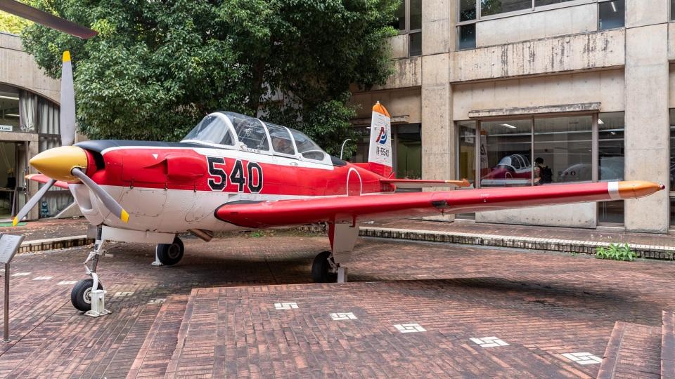 T spotterさんの航空自衛隊 Fuji T-3 (11-5540) 航空フォト