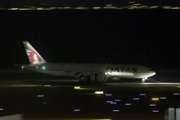航空フォト:A7-BFP カタール航空カーゴ 777-200