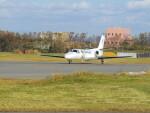 bannigsさんが、新潟空港で撮影した中日本航空 560 Citation Vの航空フォト(飛行機 写真・画像)