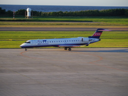 bannigsさんが、新潟空港で撮影したアイベックスエアラインズ CL-600-2C10 Regional Jet CRJ-702ERの航空フォト(飛行機 写真・画像)