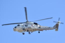 東空さんが、防衛大学校で撮影した海上自衛隊 SH-60Jの航空フォト(飛行機 写真・画像)
