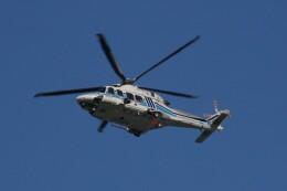 Smyth Newmanさんが、名古屋飛行場で撮影した海上保安庁 AW139の航空フォト(飛行機 写真・画像)