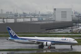 Sharp Fukudaさんが、羽田空港で撮影した全日空 787-9の航空フォト(飛行機 写真・画像)