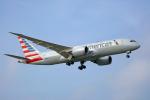ちゃぽんさんが、成田国際空港で撮影したアメリカン航空 787-8 Dreamlinerの航空フォト(飛行機 写真・画像)