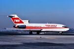 パール大山さんが、ロサンゼルス国際空港で撮影したトランス・ワールド航空 727-31の航空フォト(飛行機 写真・画像)