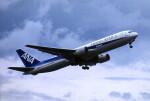 動物村猫君さんが、大分空港で撮影した全日空 767-381/ERの航空フォト(飛行機 写真・画像)