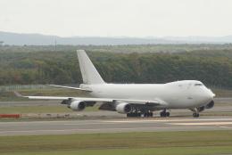 ✈︎Love♡ANA✈︎さんが、新千歳空港で撮影したウィルミントン・トラスト・カンパニー 747-4KZF/SCDの航空フォト(飛行機 写真・画像)