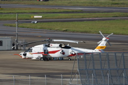 SKULLさんが、名古屋飛行場で撮影した三菱重工業 XSH-60Lの航空フォト(飛行機 写真・画像)