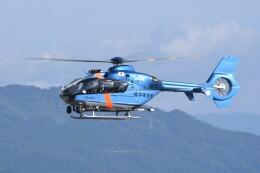 kumagorouさんが、福井空港で撮影した福井県警察 EC135T2+の航空フォト(飛行機 写真・画像)