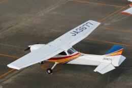 Smyth Newmanさんが、名古屋飛行場で撮影したトライスター航空 172M Skyhawkの航空フォト(飛行機 写真・画像)