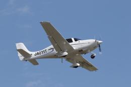 航空フォト:JA011T 日本法人所有 SR22