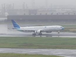 蒲田っ子さんが、羽田空港で撮影したガルーダ・インドネシア航空 A330-941の航空フォト(飛行機 写真・画像)