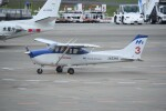 kumagorouさんが、仙台空港で撮影した本田航空 172S Skyhawk SPの航空フォト(飛行機 写真・画像)