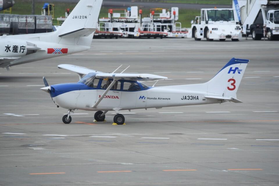kumagorouさんの本田航空 Cessna 172 (JA33HA) 航空フォト