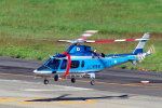 yabyanさんが、名古屋飛行場で撮影した山口県警察 A109E Powerの航空フォト(飛行機 写真・画像)