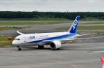 Dojalanaさんが、新千歳空港で撮影した全日空 787-8 Dreamlinerの航空フォト(飛行機 写真・画像)