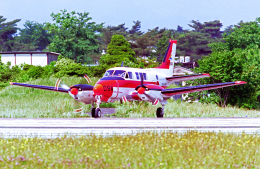 A-330さんが、入間飛行場で撮影した航空自衛隊 B65 Queen Airの航空フォト(飛行機 写真・画像)
