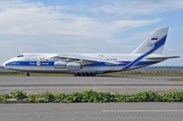 関西国際空港 - Kansai International Airport [KIX/RJBB]で撮影されたヴォルガ・ドニエプル航空 - Volga-Dnepr Airlines [VDA]の航空機写真