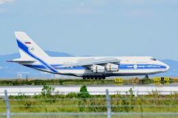 M.Tさんが、関西国際空港で撮影したヴォルガ・ドニエプル航空 An-124-100 Ruslanの航空フォト(飛行機 写真・画像)