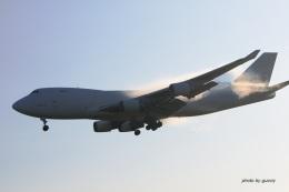 gucciyさんが、成田国際空港で撮影したアトラス航空 747-481F/SCDの航空フォト(飛行機 写真・画像)