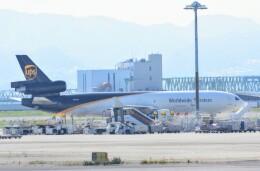 M.Tさんが、関西国際空港で撮影したUPS航空 MD-11Fの航空フォト(飛行機 写真・画像)