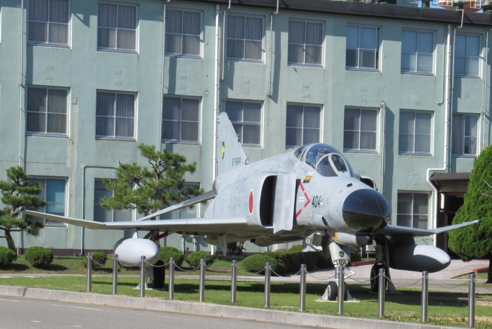 hide_jpさんの航空自衛隊 Mitsubishi F-4EJ Kai Phantom II (87-8404) 航空フォト