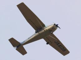 丸めがねさんが、調布飛行場で撮影した東京航空 172P Skyhawk IIの航空フォト(飛行機 写真・画像)