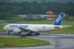 ちゃぽんさんが、成田国際空港で撮影した全日空 777-F81の航空フォト(飛行機 写真・画像)