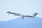 M.Tさんが、関西国際空港で撮影した海上保安庁 G-V Gulfstream Vの航空フォト(飛行機 写真・画像)