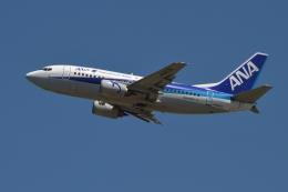 雪虫さんが、新千歳空港で撮影したANAウイングス 737-54Kの航空フォト(飛行機 写真・画像)