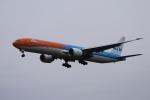 m_aereo_iさんが、成田国際空港で撮影したKLMオランダ航空 777-306/ERの航空フォト(飛行機 写真・画像)