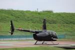 KAZFLYERさんが、布施へリポートで撮影した日本法人所有 R66 Turbineの航空フォト(飛行機 写真・画像)
