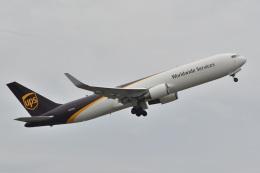 @たかひろさんが、成田国際空港で撮影したUPS航空 767-34AF/ERの航空フォト(飛行機 写真・画像)