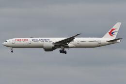 @たかひろさんが、成田国際空港で撮影した中国東方航空 777-39P/ERの航空フォト(飛行機 写真・画像)