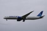 m_aereo_iさんが、成田国際空港で撮影したユナイテッド航空 787-9の航空フォト(飛行機 写真・画像)