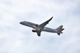 ヒロジーさんが、広島空港で撮影したフジドリームエアラインズ ERJ-170-200 (ERJ-175STD)の航空フォト(飛行機 写真・画像)