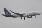 木人さんが、成田国際空港で撮影した青島航空 A320-271Nの航空フォト(飛行機 写真・画像)